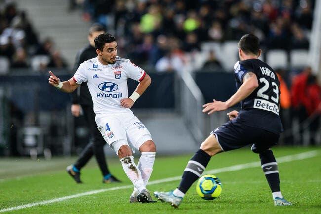 OL : Aucune chance qu'il fasse du rab à Lyon, Rafael est clair