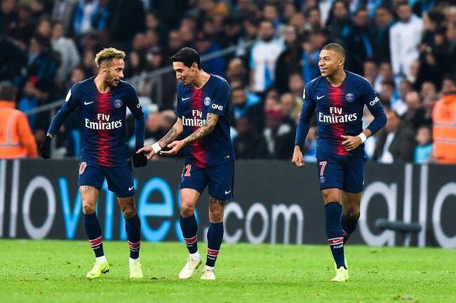 PSG : Ronaldo et Messi sont cuits, il vote Neymar et Mbappé !