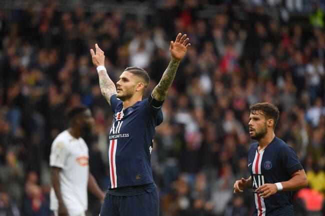PSG : Icardi à Paris, réponse définitive d'ici trois jours ?
