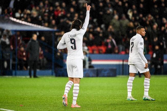 Edinson Cavani évoque son avenir — PSG