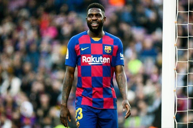 Dembélé, testé au coronavirus, poursuit sa rééducation à Barcelone — Foot