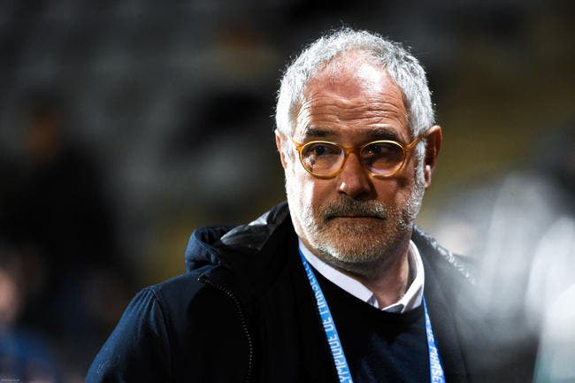 La réunion avec Eyraud pas concluante, Villas-Boas rentre à Porto — Marseille
