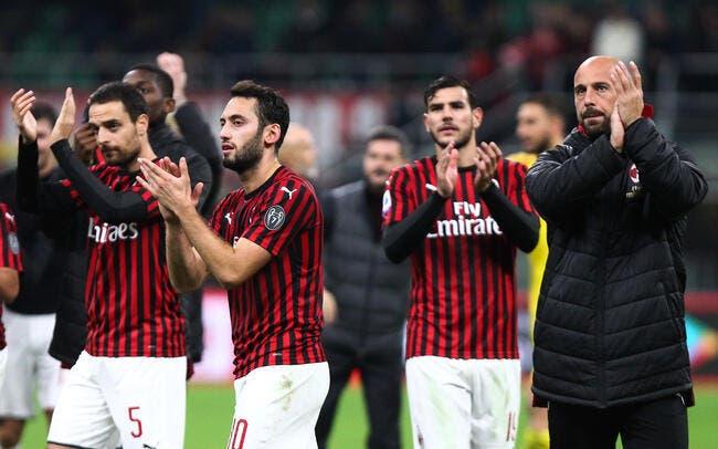 PSG : Une razzia au Milan AC, Leonardo se fait calmer