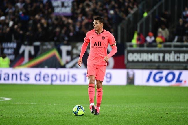 PSG : Thiago Silva reçoit une offre, il va tomber dans les pommes