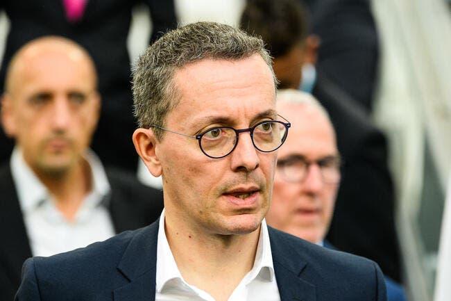 OM: Sous pression à Marseille, Eyraud a présenté sa démission