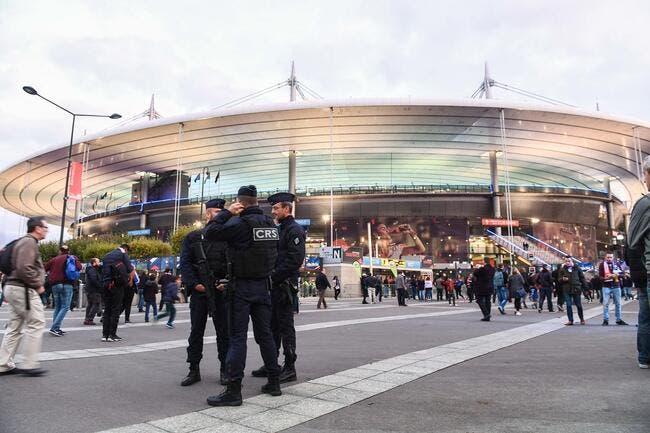 PSG-ASSE : Zone rouge, la finale loin du Stade de France ?
