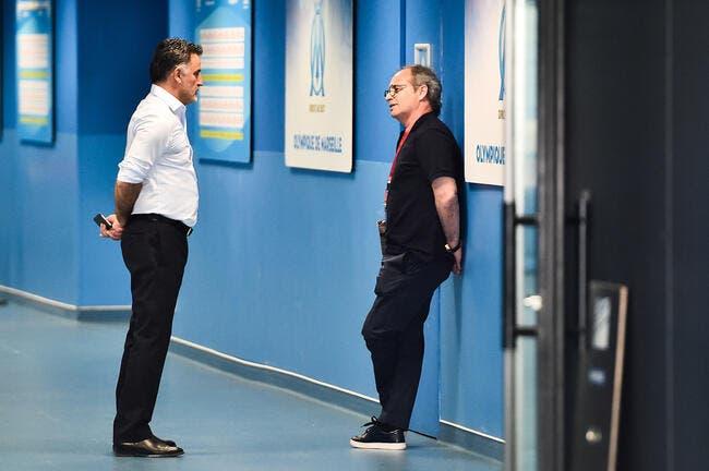 OM : Adieu Villas-Boas, le duo Galtier-Campos à Marseille ?