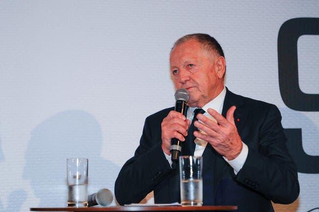 OL : Aulas est le boss depuis 30 ans, Nicollin réclame du respect