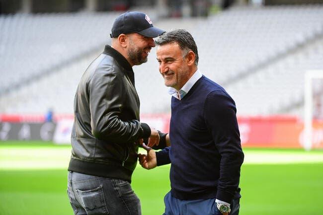 OM : Gérard Lopez vexé, Galtier peut rejoindre Marseille !