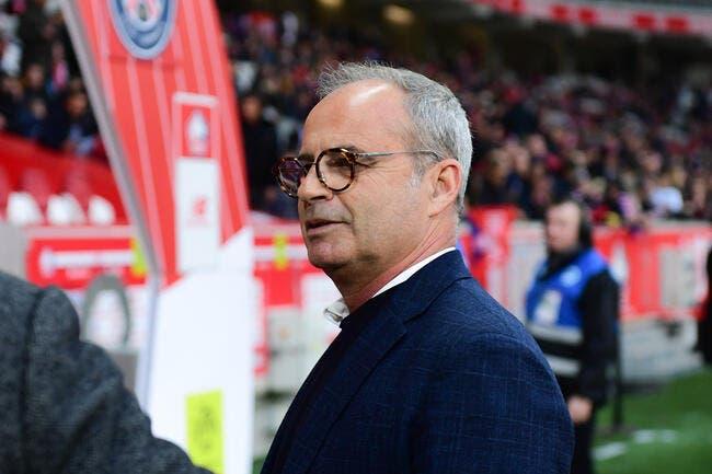 LOSC : Luis Campos veut subitement quitter Lille !