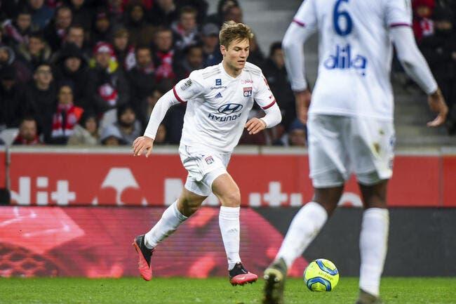 OL : Lyon tient son renfort, il s'appelle Andersen et vaut 30ME