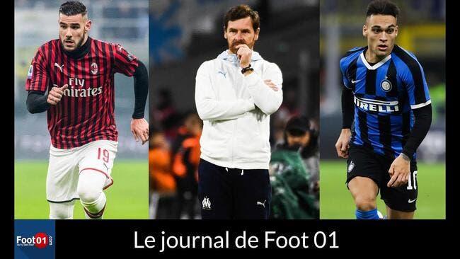 JT du 19 mai : Du NOUVEAU pour Villas-Boas, un MERCATO italien au PSG ?