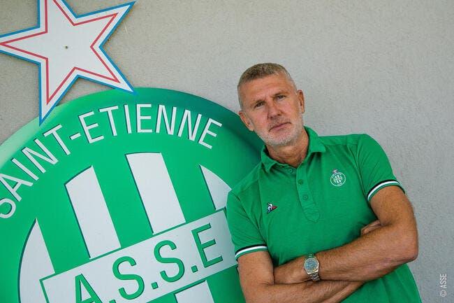 Officiel : L'ASSE annonce l'arrivée de Jean-Luc Buisine