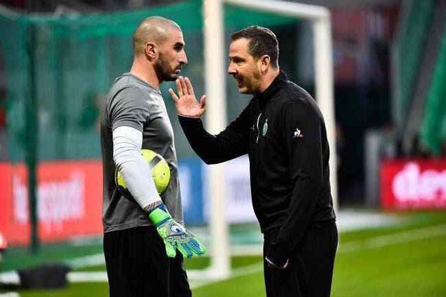 OL : Lyon va piquer à l'ASSE le successeur de Coupet