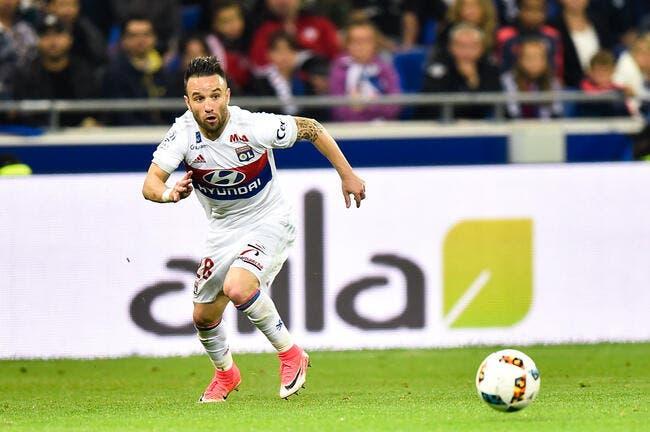 OL : Valbuena a retourné les fans à Lyon, il jubile