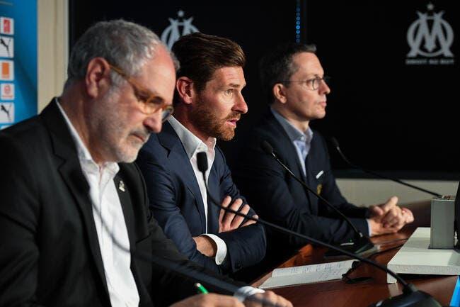 OM : Riolo l'annonce, Villas-Boas quitte Marseille