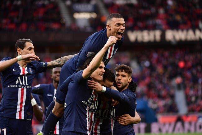 PSG-ASSE : La finale à Châteauroux pour une raison à 1,5 ME