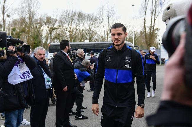 PSG : L'Inter veut Cavani, le feuilleton Icardi chamboulé ?