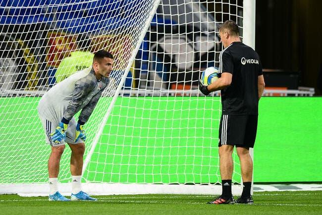 OL : Trop tard, Coupet n'a pas pris de gants avec Juninho !