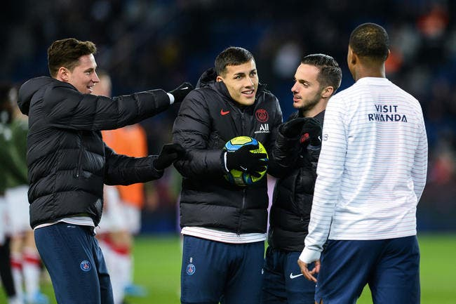 PSG : Herrera, Draxler, Paredes, Paris n'en veut plus