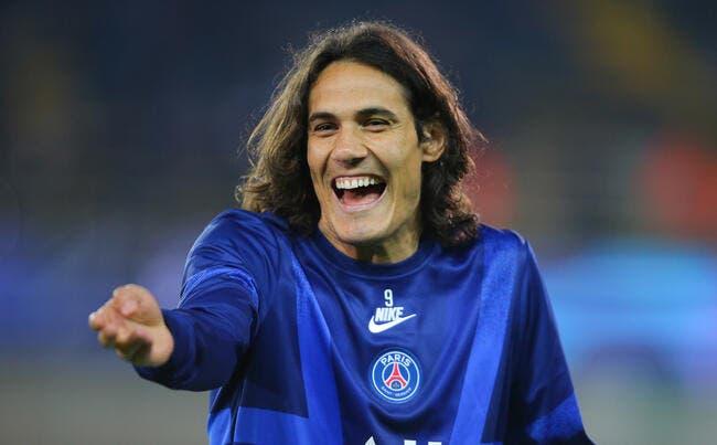 PSG : Cavani sacrifie son salaire pour rester à Paris !