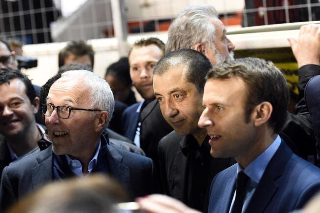 OL : Aulas lance un défi choc au président Macron !