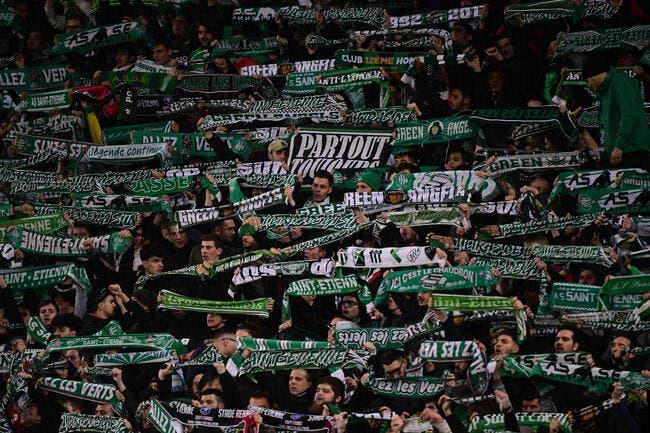 ASSE : Les supporters fliqués par Lyon, c'est illégal
