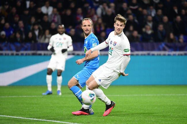 OL : Le choix fort, Lyon veut vendre Andersen !