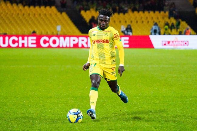 FCN : Nantes lâche 5ME et boucle un premier renfort