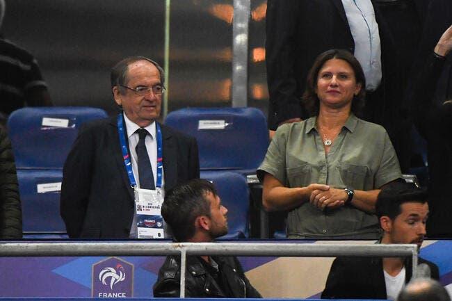 L1 :  Le Graët confirme la fin de la saison en France à l'UEFA
