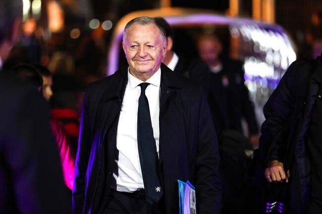 OL : Aulas victime d'un gros complot, un Parisien accuse