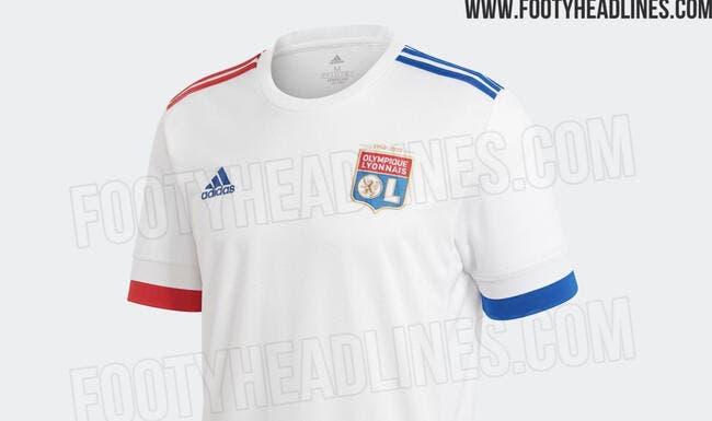 OL : Le maillot 2020-2021 de Lyon dévoilé