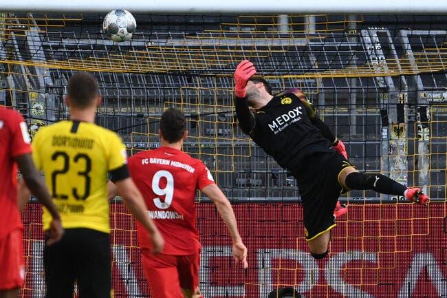 All : Le Bayern maitrise Dortmund et fonce vers son 30e titre