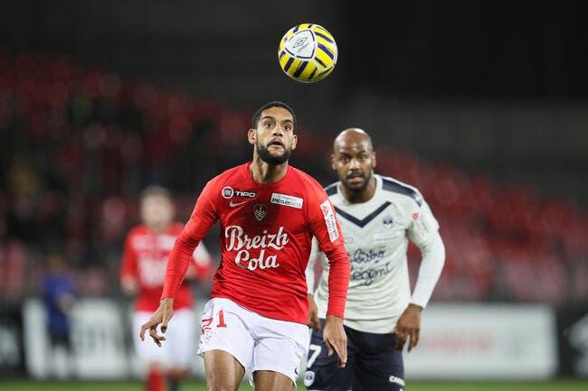 Simon a signé son contrat — Nantes