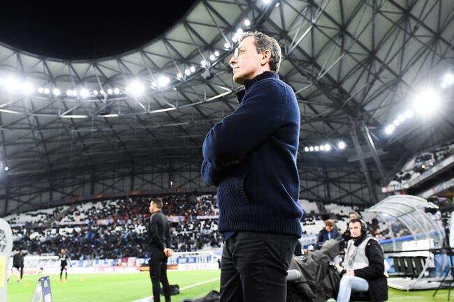 OM : Eyraud refuse la vente de Marseille