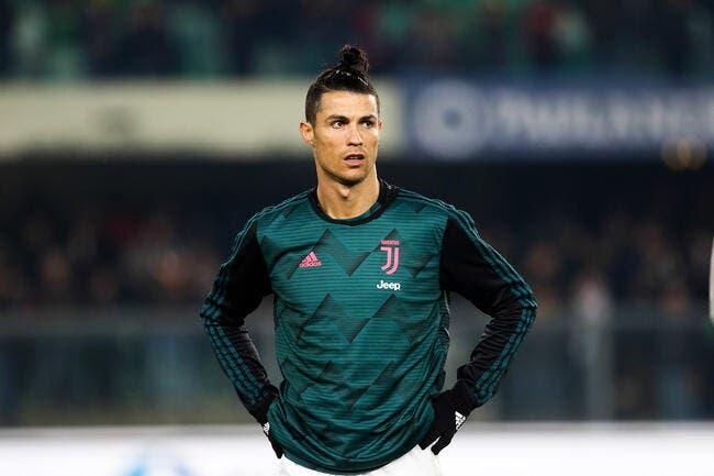 Juventus : Cristiano Ronaldo sur le départ, la folle rumeur