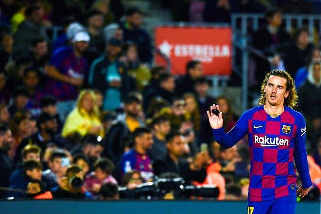 Barça : Griezmann hallucine devant cette décision du club