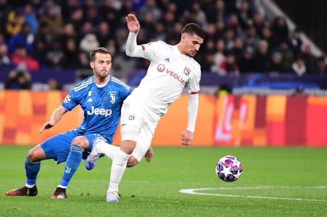 OL : L'offre de la Juventus pour Aouar, Aulas va hurler