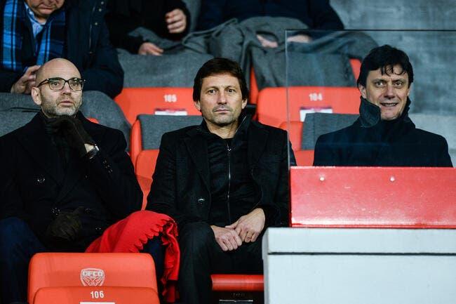 PSG : La Roma, Raiola, la surprise de Leonardo se dessine