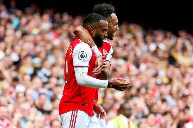 Arsenal: Lacazette non retenu? Aubameyang devra se décider