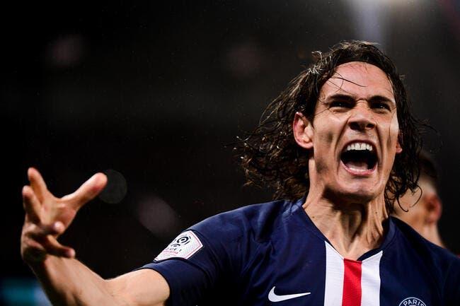 PSG : Cavani, une sidérante prolongation à Paris ?