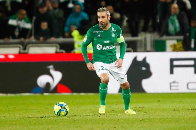 ASSE :  Puel impose un dernier supplice à Loïc Perrin