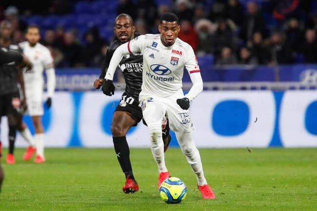 OL : Jean Lucas s'est trouvé pas trop mauvais à Lyon
