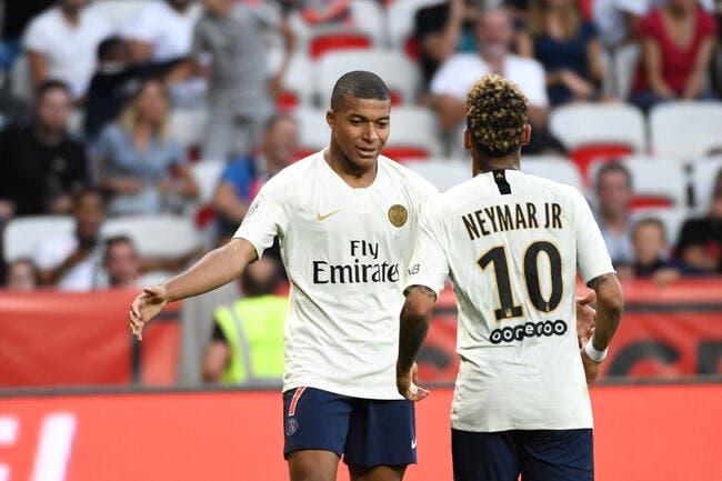 PSG : Top 100 des salaires, Neymar au pied du podium !
