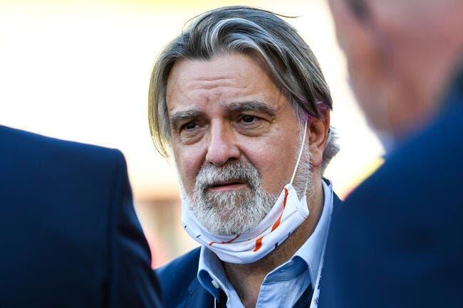 MHSC : Mediapro, Covid, caisse vide, Laurent Nicollin n'en dort plus