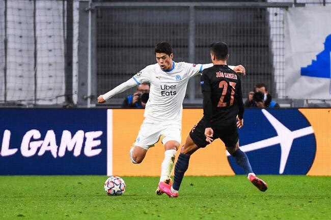 OM : Marseille en C1, c'est un bug confirme Fanni