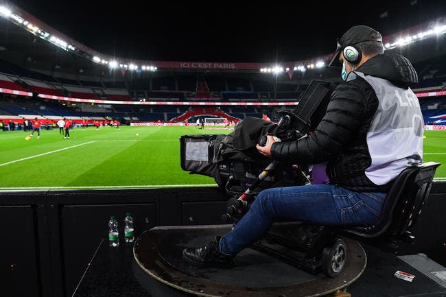 TV : Téléfoot massacre les matchs de L1, il accuse