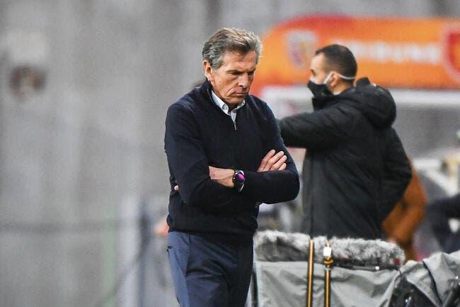 ASSE : Jouer le maintien contre Lyon, le projet Puel s'écroule