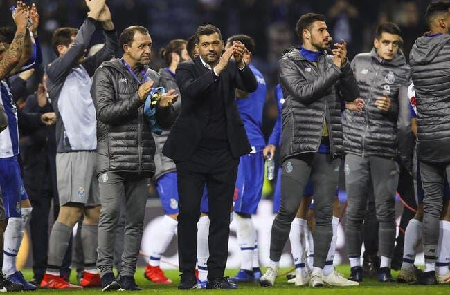 L'OM a zéro point, Porto ne rigole pas — LdC