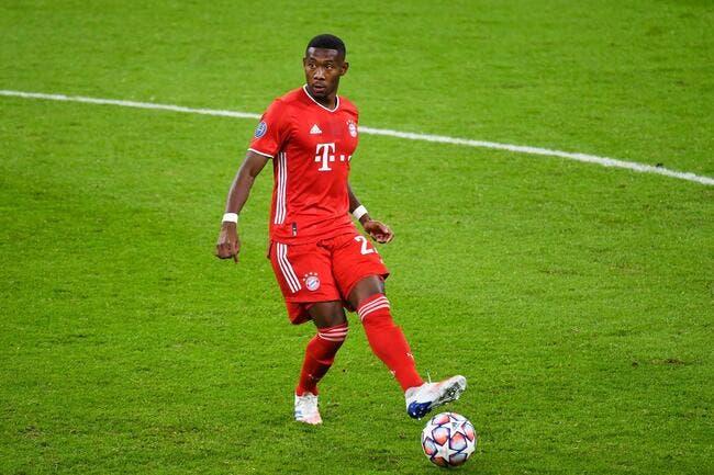 PSG : Le Bayern humilie Alaba, Paris prêt à le signer